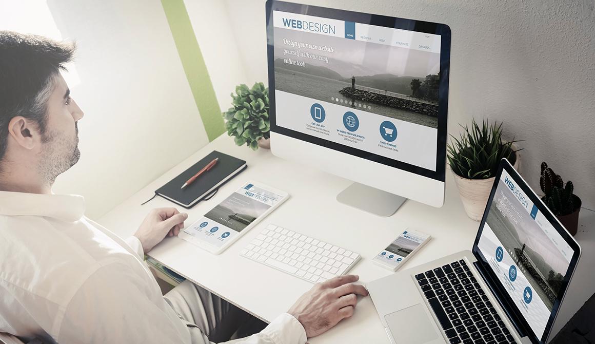 Faire carrière dans le webdesign